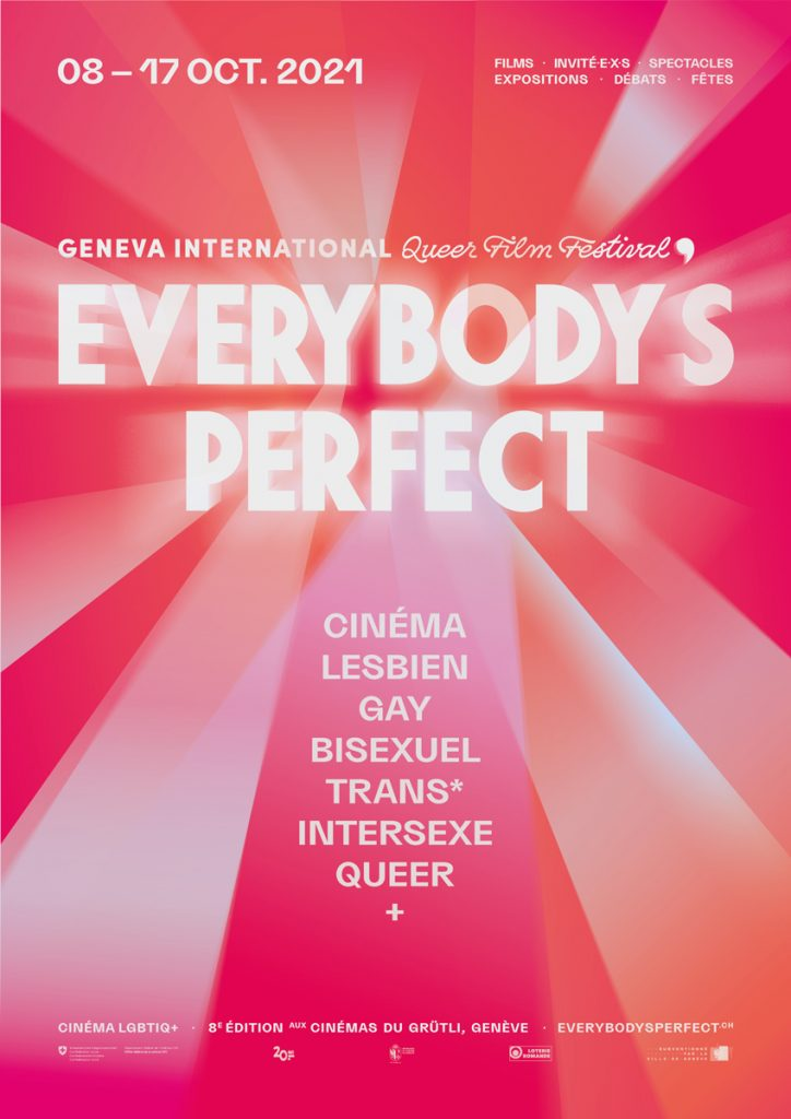 Everybody's Perfect Poster 2021